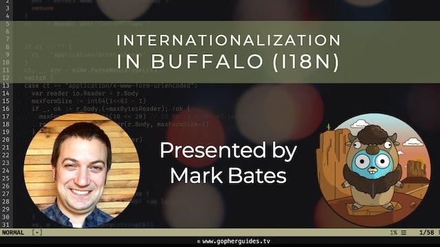 Buffalo v0.8.1 - i18n