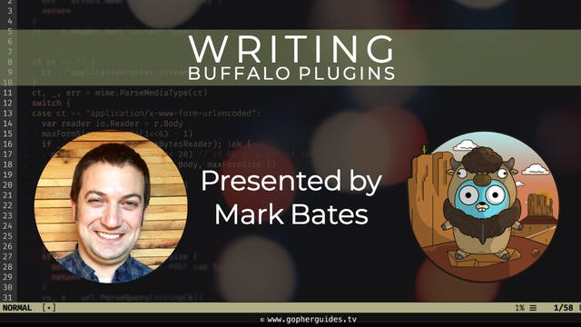 Writing Buffalo Plugins
