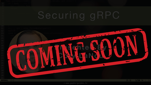Securing gRPC Services