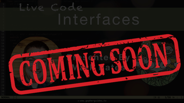 Live Code: Interfaces