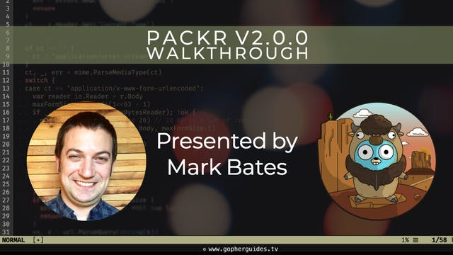 Packr v2.0.0 - Walkthrough