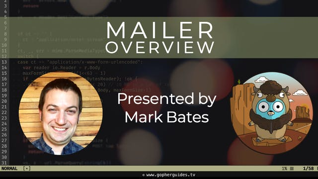 Buffalo Mailer Overview