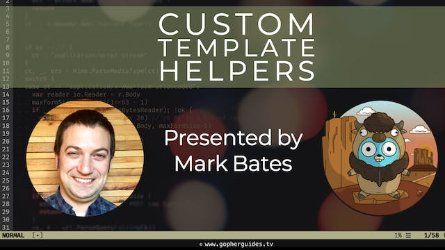 Custom Template Helpers in Buffalo
