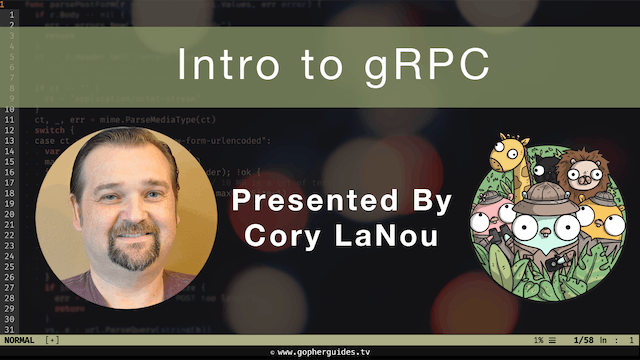 Introduction to gRPC in Go