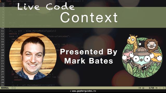 Live Code: Context