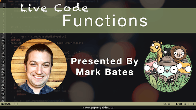 Live Code: Functions