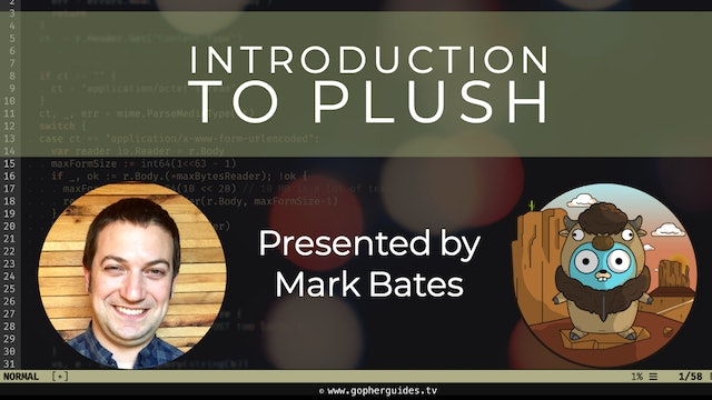 Introduction to Plush