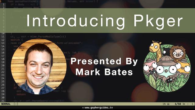 Introducing Pkger - Static File Embedding