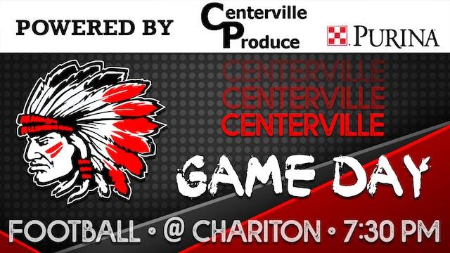 10-9-20 Centerville Football vs Chariton