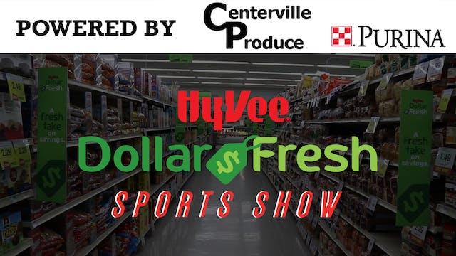 HyVee Sports Show 2-3-21