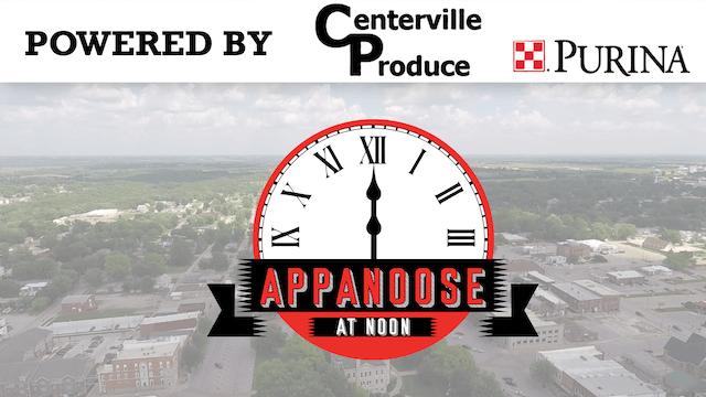 Appanoose At Noon 7-21-20