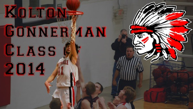 Hall of Fame - Kolton Gonnerman - Appanoose AM 10-4-19