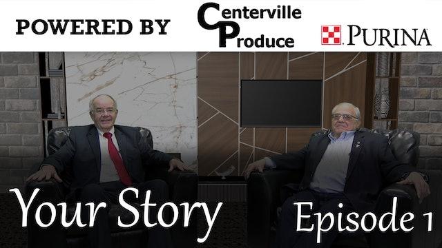 Your Story S2 Ep1 Ed Pancrazio
