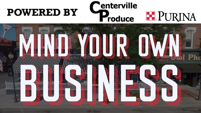 Mind Your Own Business Season 1 Episode 1- Centerville Produce