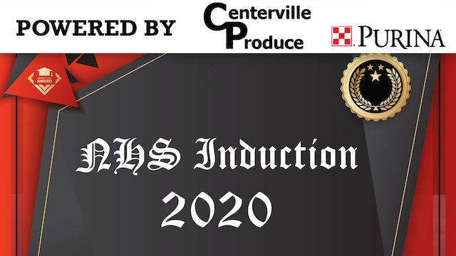 NHS Induction Video 4-27-20