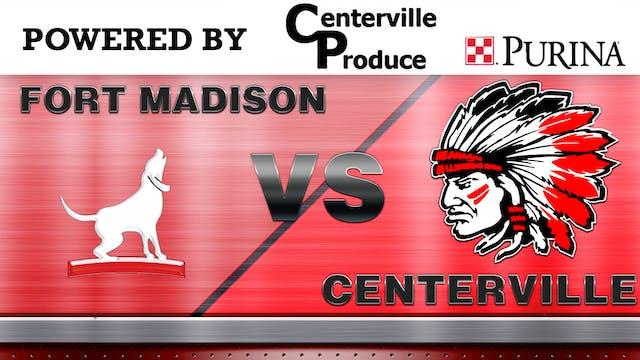 Centerville Girls Basketball vs Fort ...