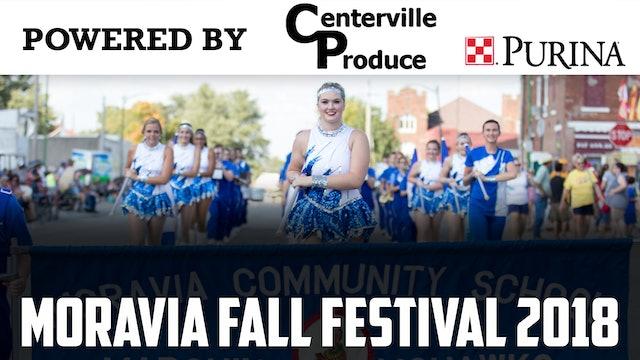 Moravia Fall Festival Big Parade 10-9-18