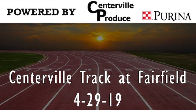 Centerville Track at Fairfield Part 2...