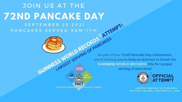 Photos: Pancake Day 2021
