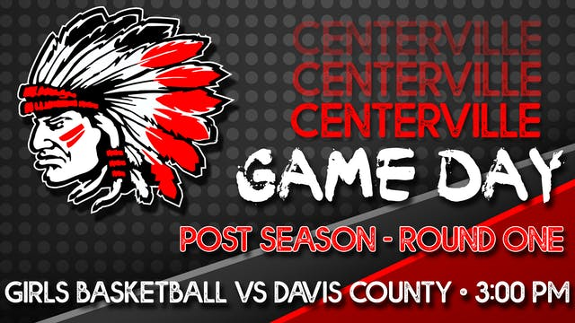 Centerville Girls Post Season Basketb...