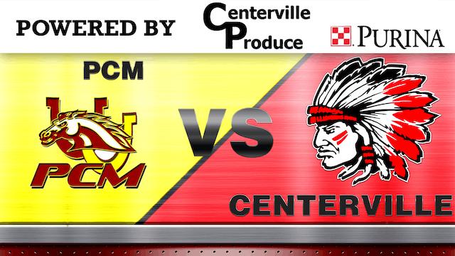 Centerville Football vs PCM 10-19-18
