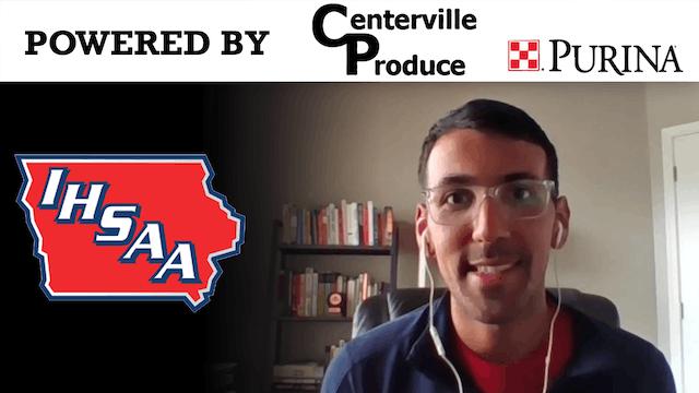 Chris Cuellar- IHSAA summer sports update