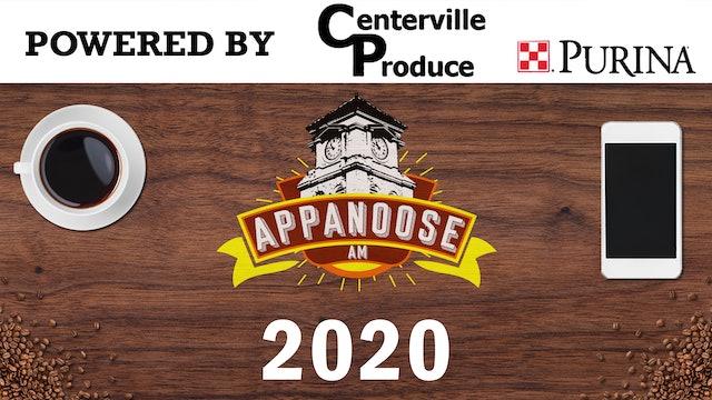 Appanoose AM 12-21-20