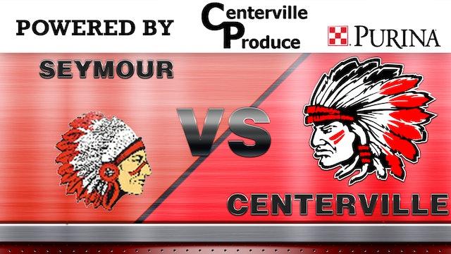 Centerville Boys Basketball at Seymour 1-14-19