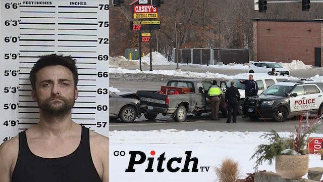 Centerville Police Dashcam - Federal Arrest 1-7-21