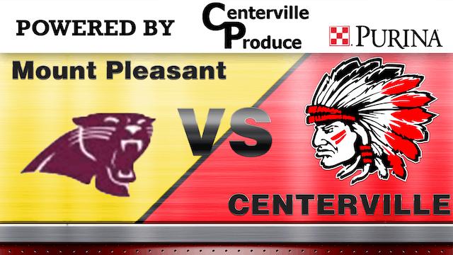 Centerville Baseball vs Mount Pleasant 6-24-19