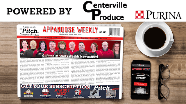 Appanoose Weekly (Subscription only)