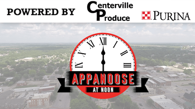 Appanoose At Noon 8-27-20