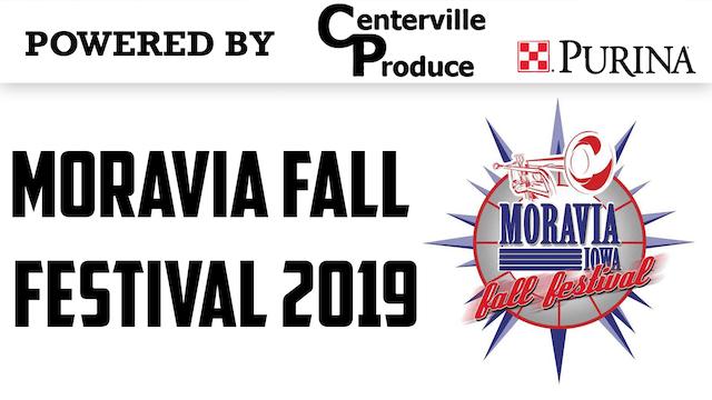 Moravia Fall Festival Kiddie Parade 9-1-19
