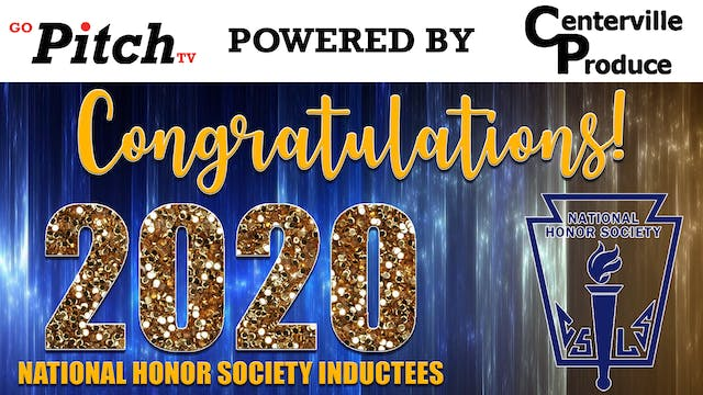 2019-2020 NHS Recognition Ceremony - ...