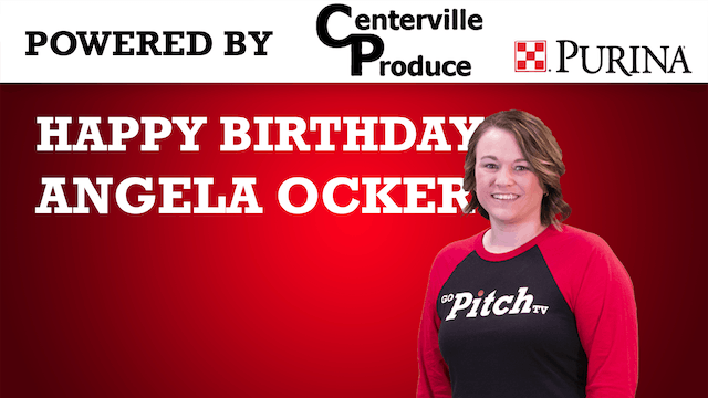 Happy Birthday Angela Ocker