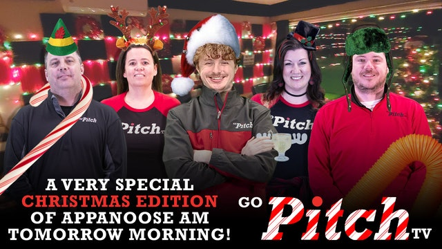 Bloody Marys, Rim Jobs, and Christmas Cheers and New Years-Appanoose AM 12-22-20
