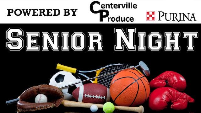 2020 Centerville Baseball Senior Night