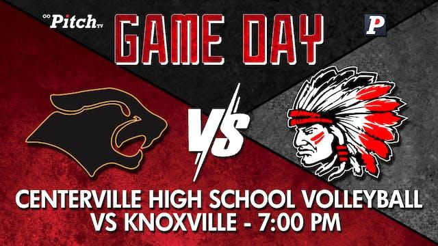 Centerville JV1/JV2 Volleyball vs Kno...