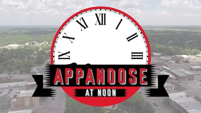 Appanoose At Noon- 10-12-20