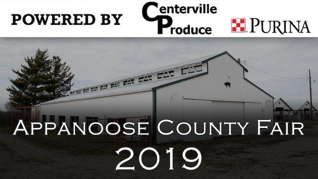 2019 Appanoose County Fair- Fair Mom and Dad 7-15-19
