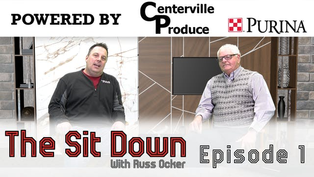 The Sit Down S1 Ep 1 Larry Bettis