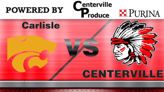 Centerville Baseball vs Carlisle 7-15-19
