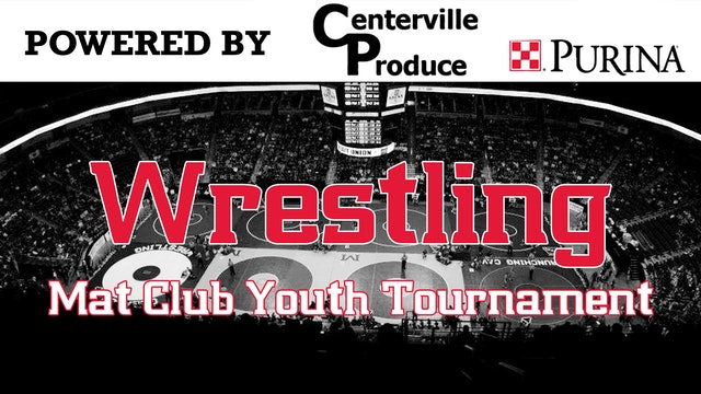 Centerville Mat Club Youth Wrestling Tournament   1-19-20