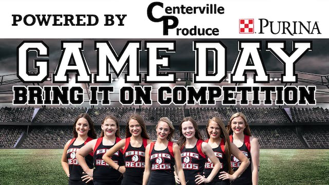 Centerville Cheer Bring It On Competi...