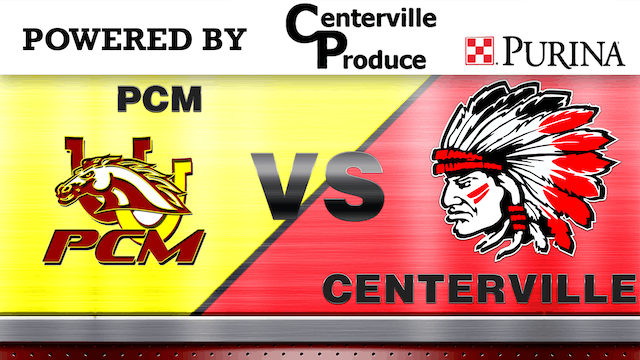 Centerville Softball vs PCM Play Off Round 1 7-10-19