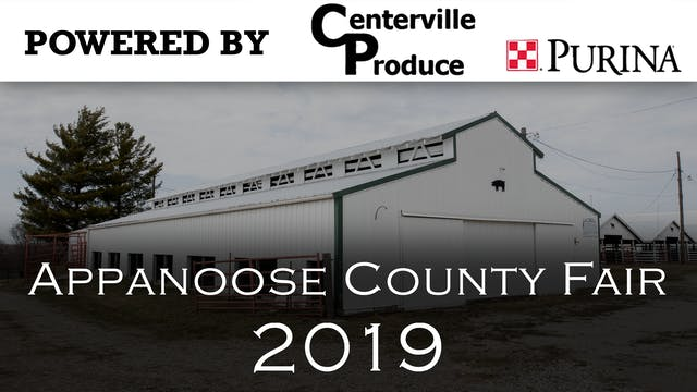 2019 Appanoose County Fair- National ...