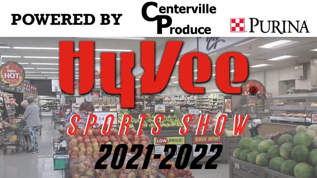 HyVee Sports Show 10-6-21