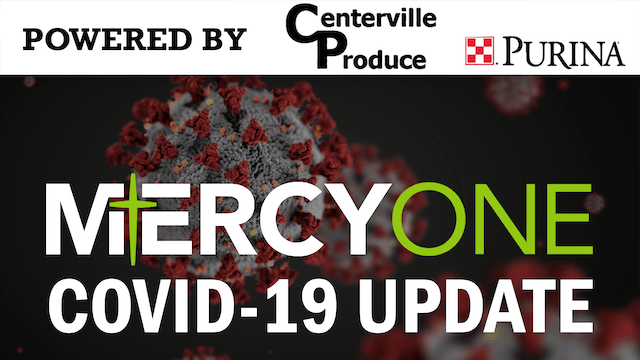 Mercy One Covid-19 Update