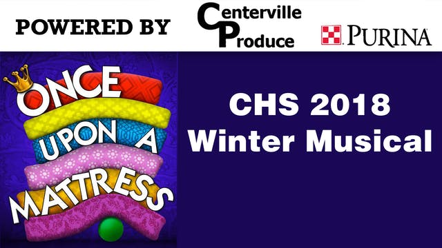 2018 Centerville Winter Musical Once ...