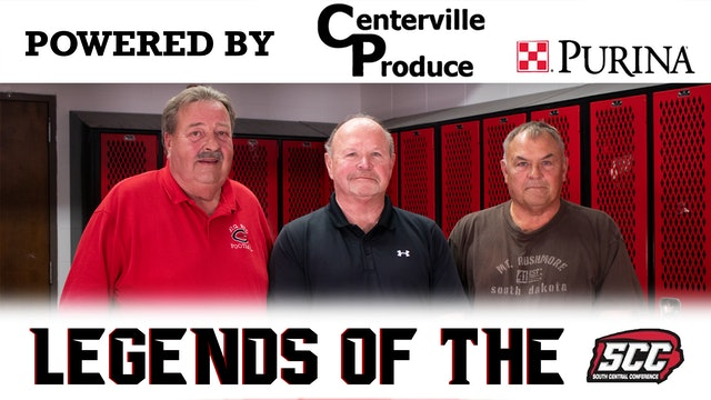 Legends of the SCC Episode 1- Centerville Football Legends of the 70's and 80's
